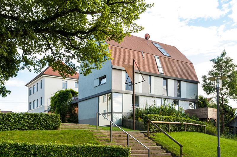 Knabenschule - Lehrerwohnheim Rain