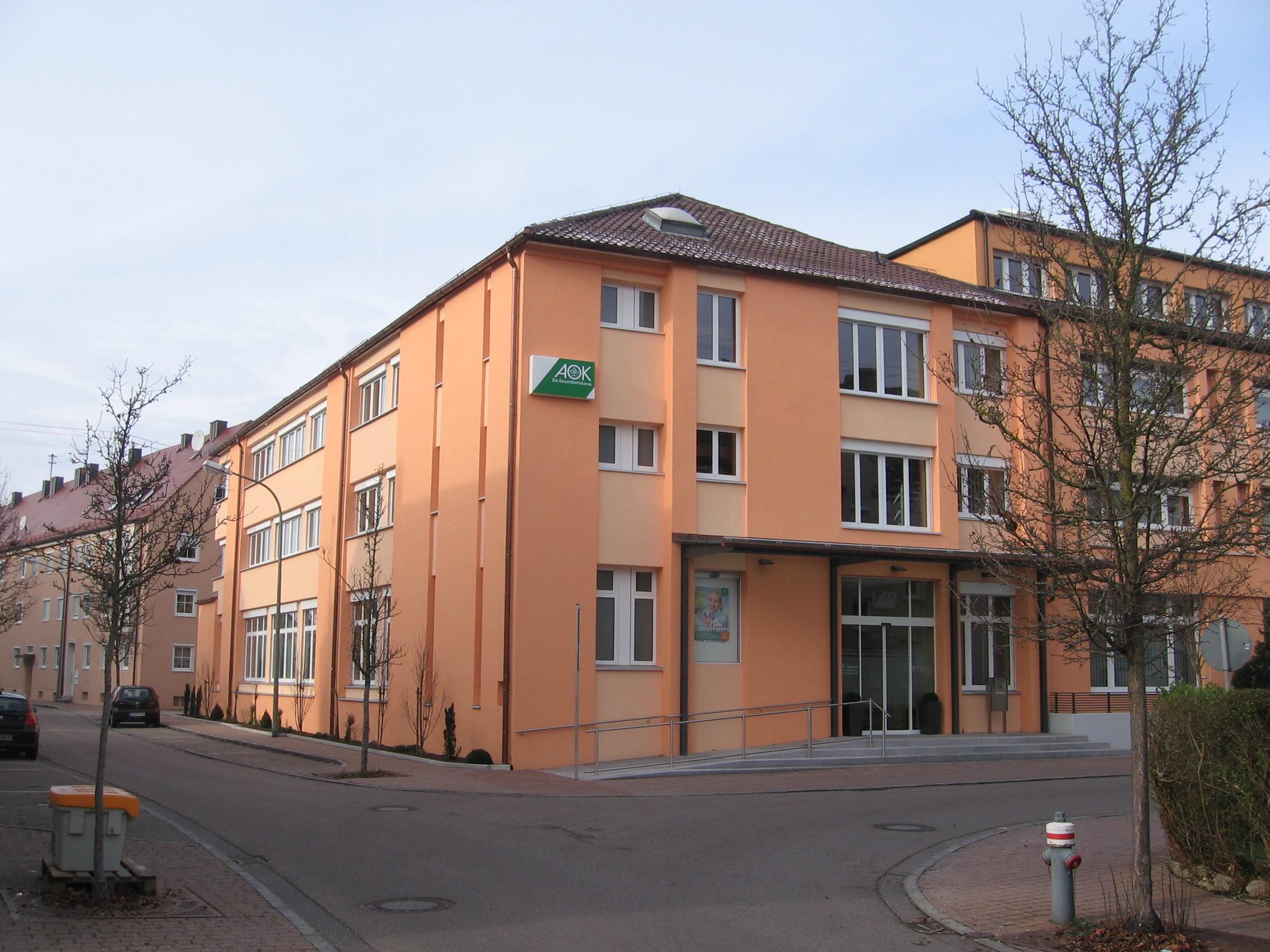 2-Fassadensanierung-AOK-Donauwörth-Ansicht StraßeIMG_0660
