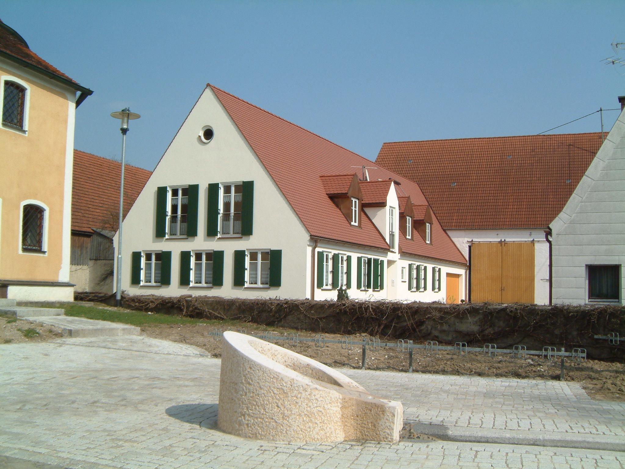 2-Neubau-Wohnhaus-Luderschmid-Genderkingen-Ansicht-Straßenseite