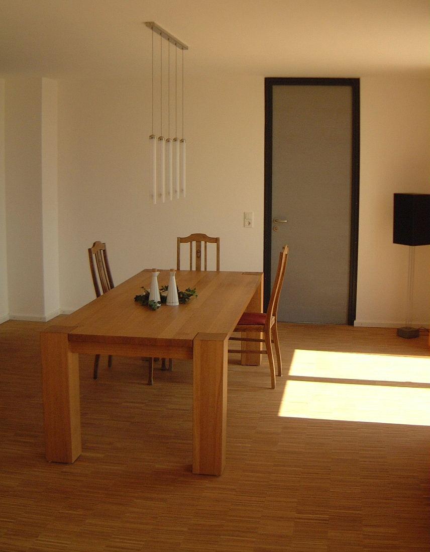 3-Neubua-Wohnhaus-Schretter-Unterhausen-Esszimmer