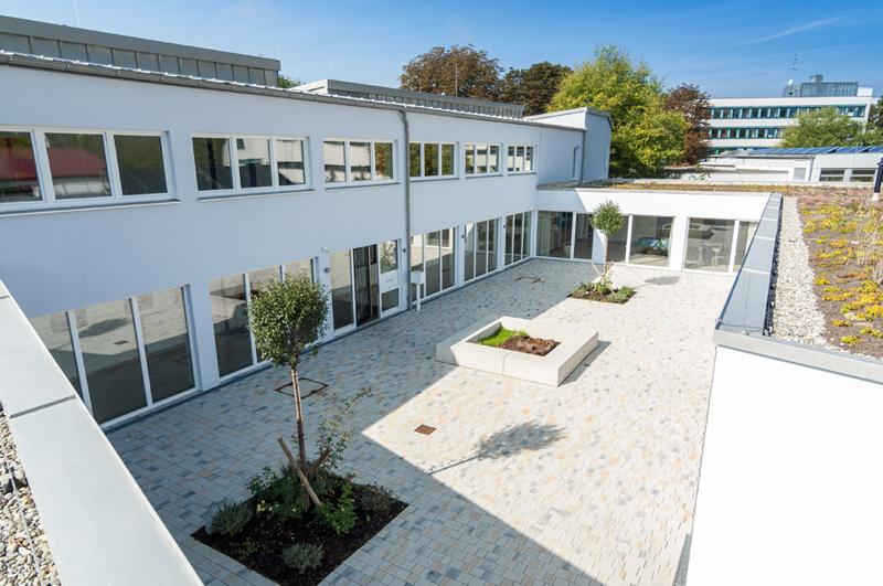 Behindertenwohnheim Donauwörth