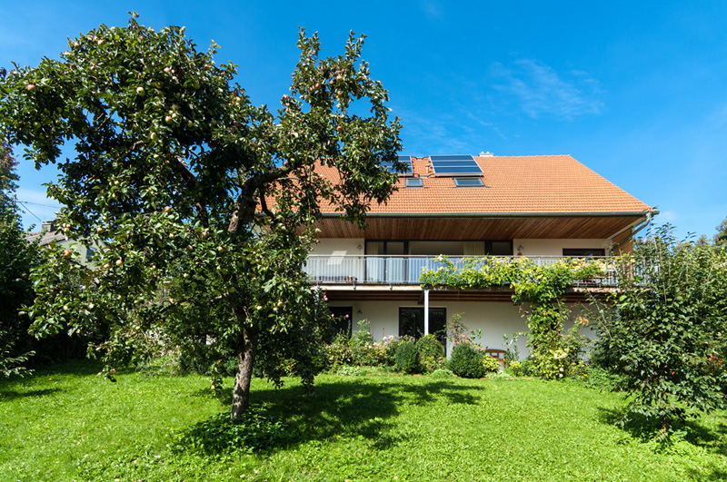 Wohnhaus Familie Raab Tapfheim