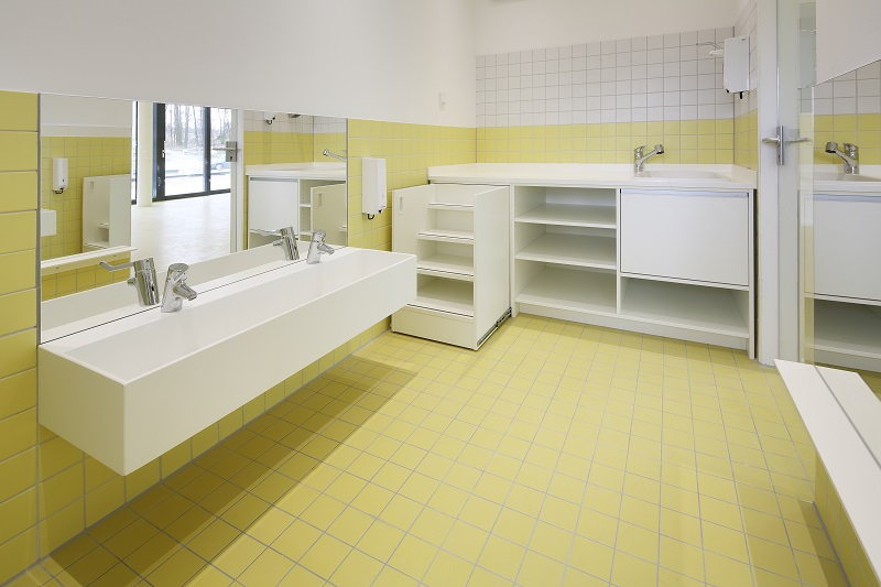 Projekt: KID-Kindergrippe und Gemeindezentrum Architekt: urban tool architects Ort: D-Donauwörth Datum: 2014/02
