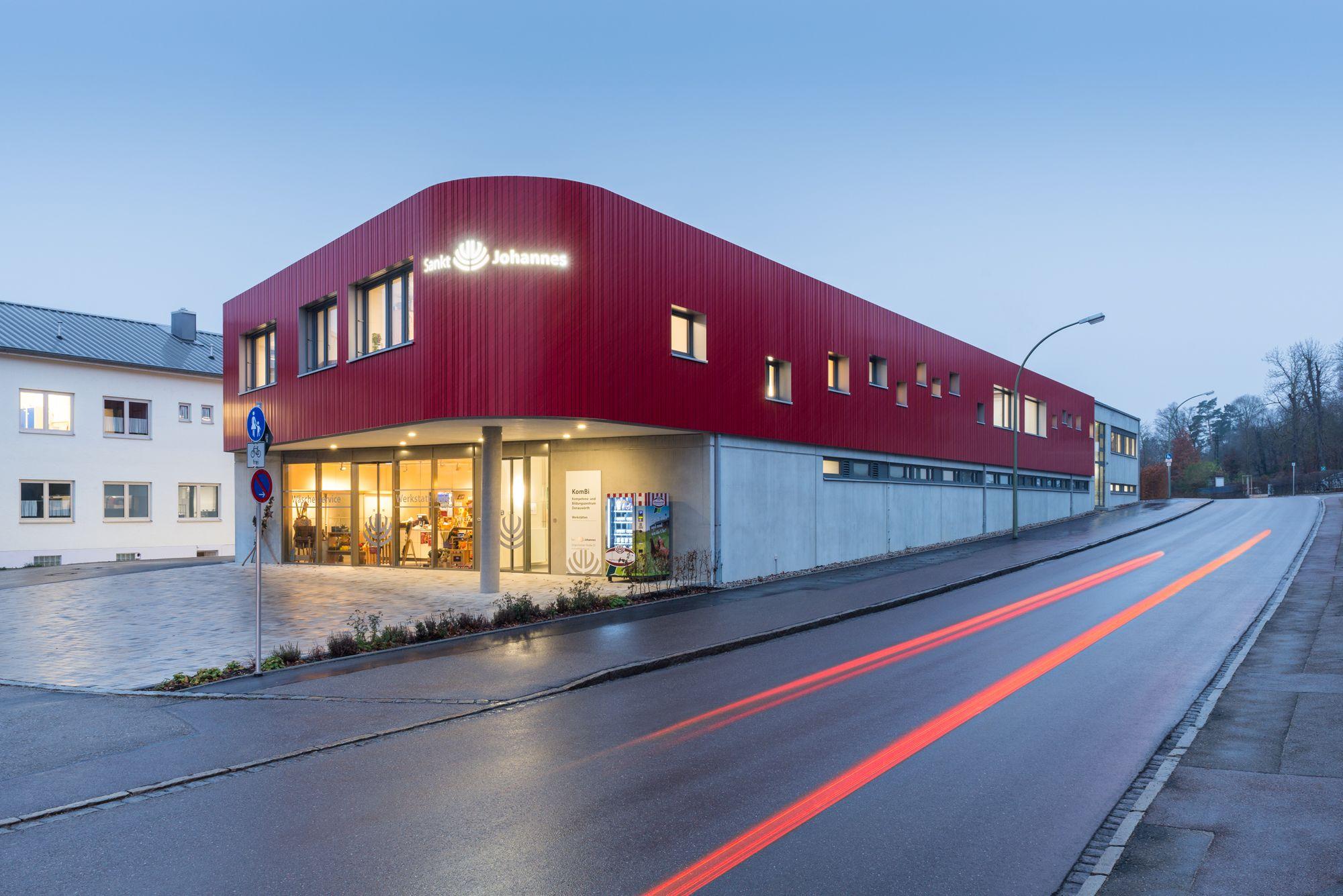 Werkstätten der Stiftung Sankt Johannes Donauwörth